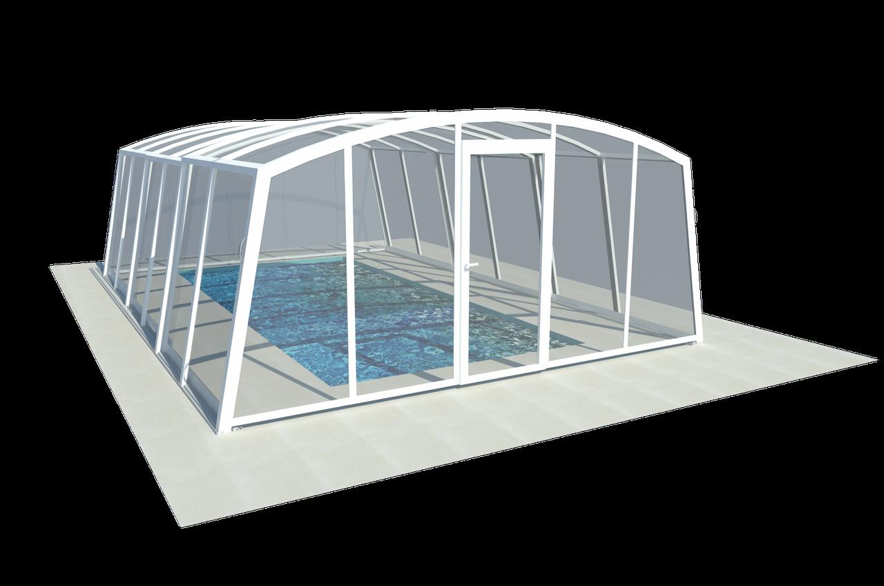 Павильон для бассейна из поликарбоната PAMELA