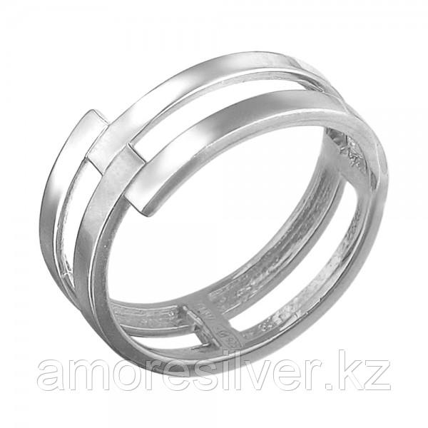 Серебряное кольцо  Эстет 01К058609