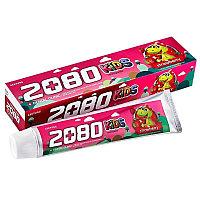 Детская зубная паста со вкусом клубники и мяты.  Kids Dental Clinic 2080  80г