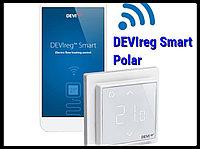 Программируемый терморегулятор DEVIreg Smart Polar - Wi-Fi