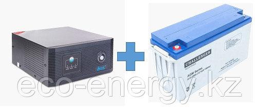 ИБП для котла и насоса   Комплект резервного электроснабжения