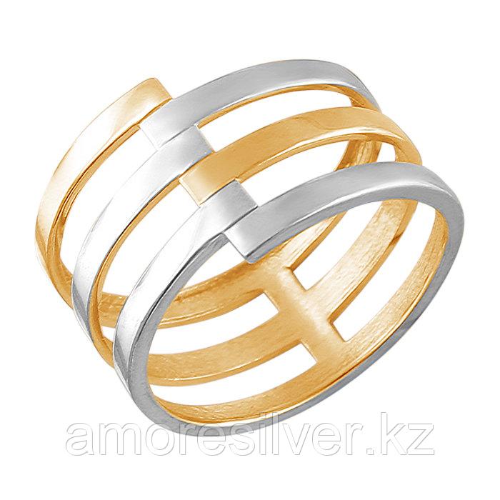 Серебряное кольцо  Эстет 01К058607АР