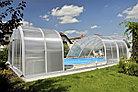 Павильон для бассейна из поликарбоната PAMELA, фото 2