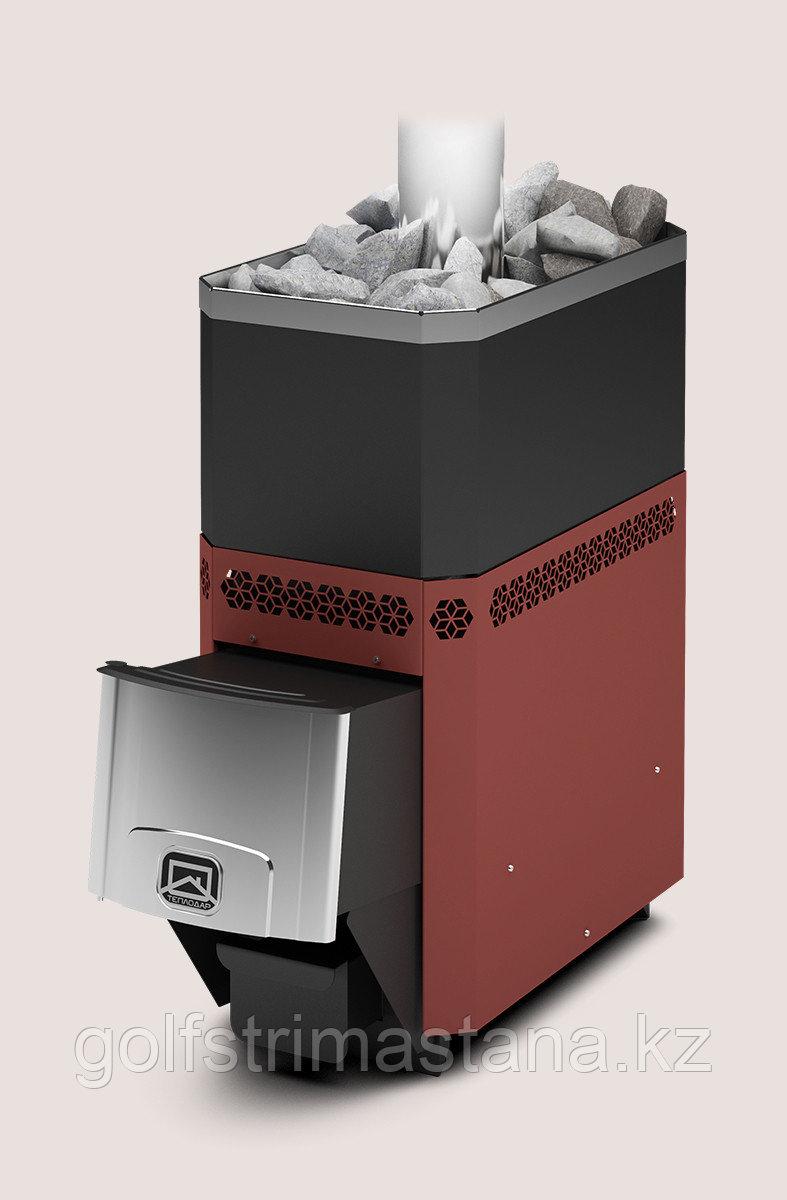 Печь дровяная для бани и сауны Русь-18 Л