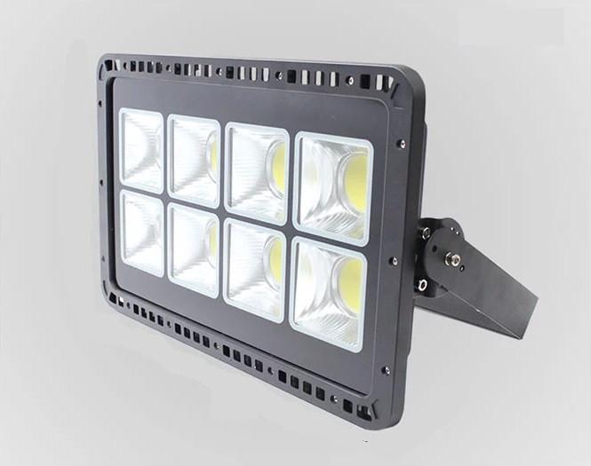 Светодиодный RGB прожектор FL-400W, 220V с ПДУ, IP66