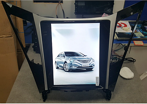 Tesla style    ANDROID 7.1.1 HYUNDAI SONATA HD ЭКРАН 1024-600 ПРОЦЕССОР 4 ЯДРА (QUAD CORE), фото 2