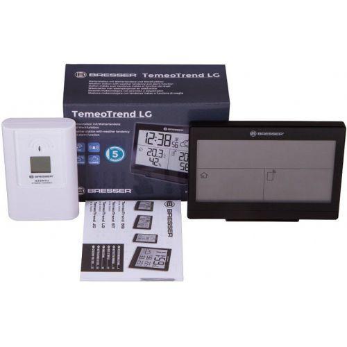 Беспроводная метеостанция с выносным датчиком Bresser (Брессер) TemeoTrend LG