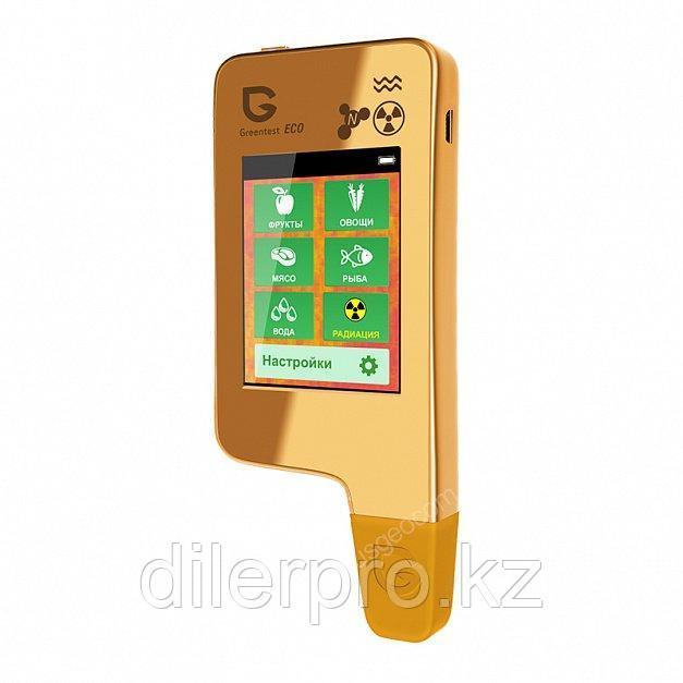 Премиальный нитратомер и ТДС метр Greentest Eco 5 Gold