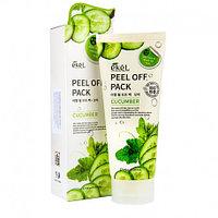 Ekel Маска - пленка с экстрактом огурца Cucumber Peel Off Pack / 180 мл.