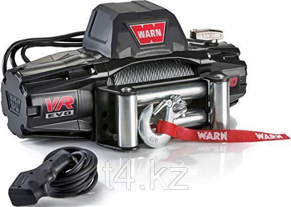 Лебёдка 4535 кг / 10000 lbs - WARN VR EVO 10 с тросом