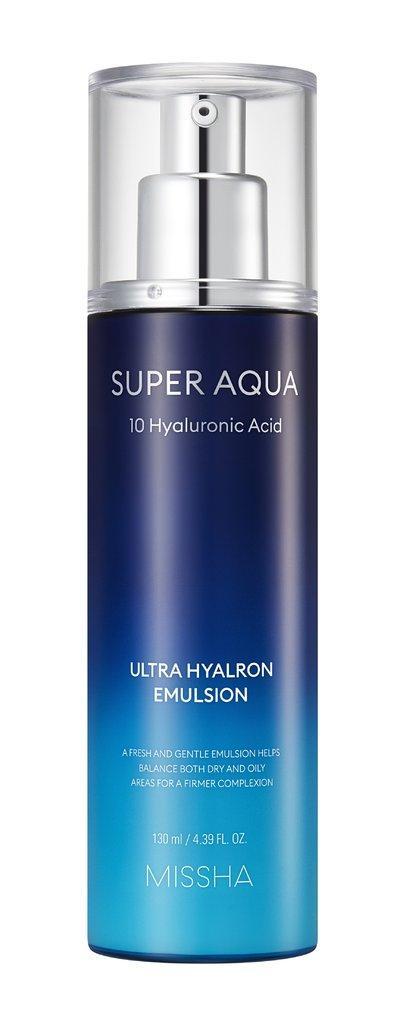 Увлажняющая эмульсия для лица MISSHA Super Aqua Ultra Hyalron Emulsion