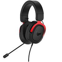 Asus TUF Gaming H3 Red гарнитура (90YH02AR-B1UA00)