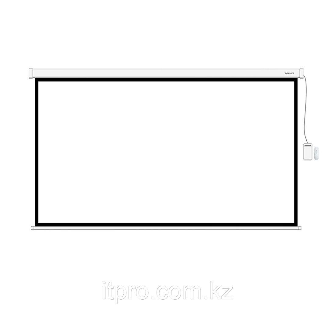Экран моторизированный Deluxe DLS-ERC350x270W
