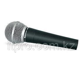 Вокальный микрофон MARK DM 66, 50Гц-15кГц, 5м XLR