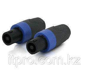 Разъем PROCAST Cable SPEAKON M-SP4NC