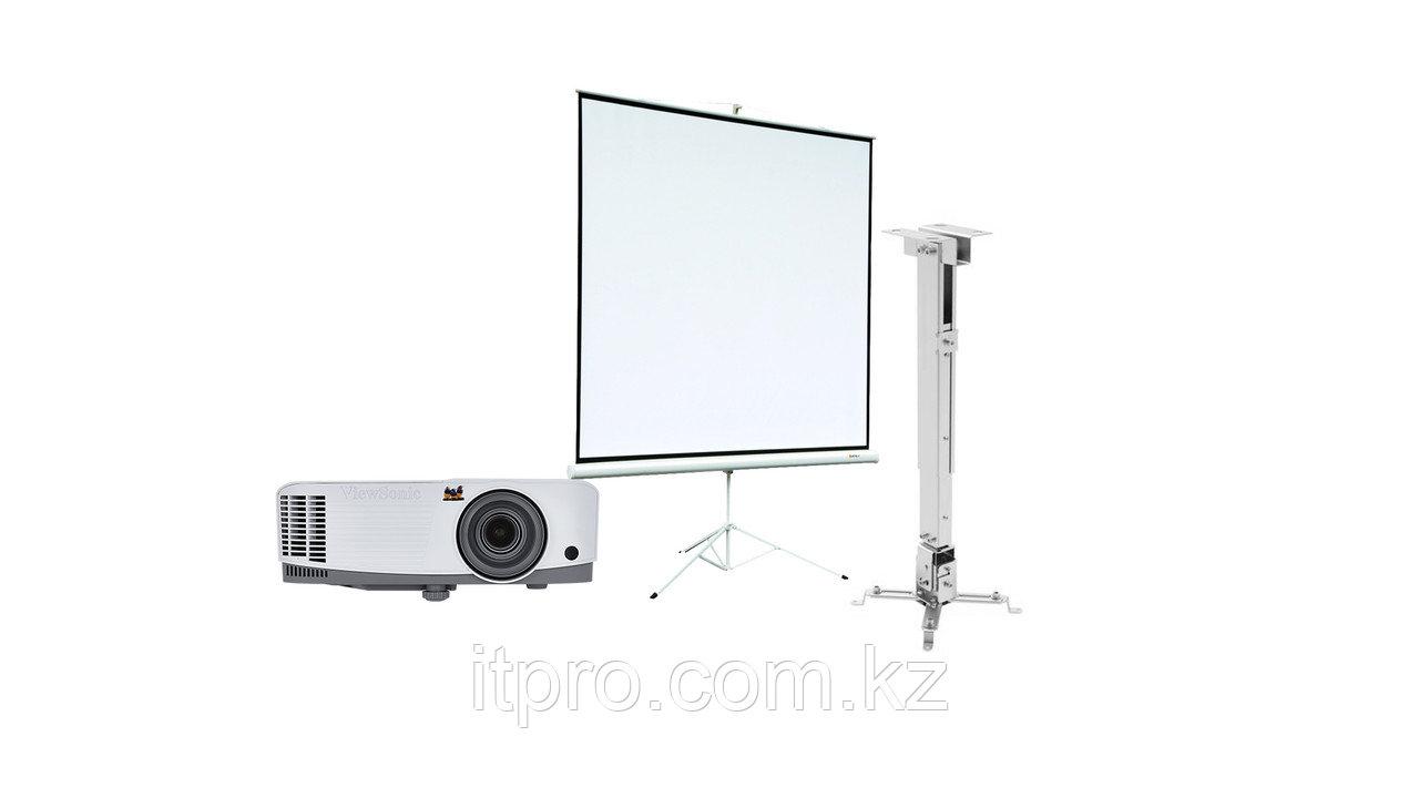 Комплект ViewSonic PA503W + экран  DIGIS DSKD-1106