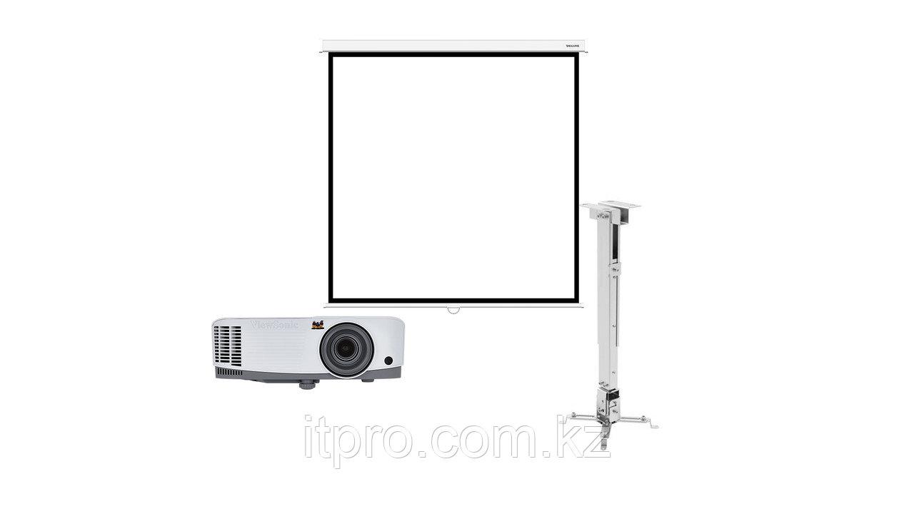 Комплект ViewSonic PA503W + экран Deluxe DLS-M203xW