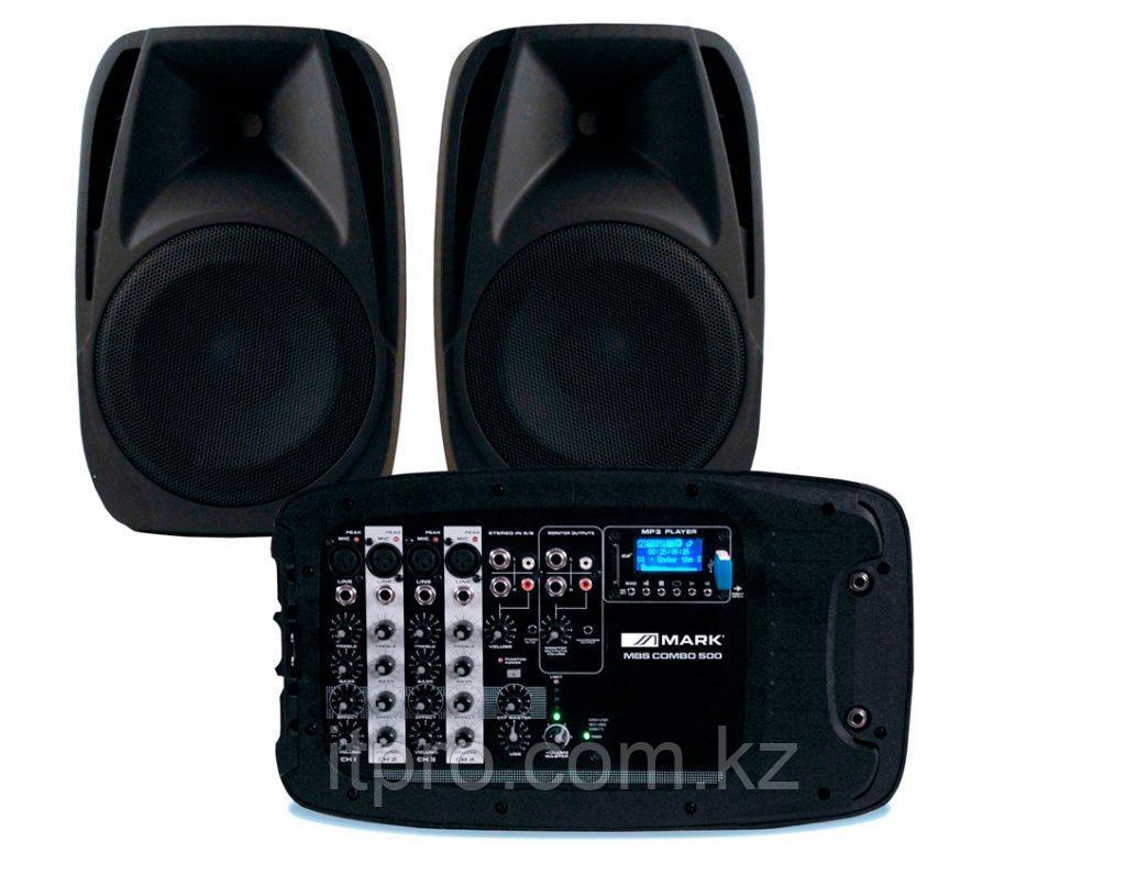Мобильный акустический комплект Mark MBS Combo 500