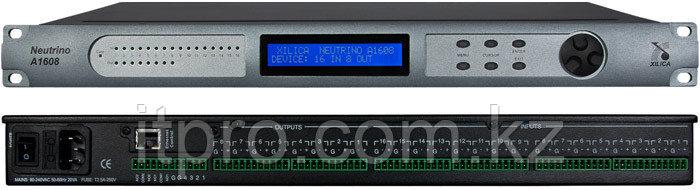 DSP-аудиопроцессор с эхоподавлением Xilica Neutrino A1608-AEC