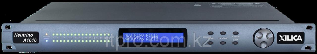 DSP-аудиопроцессор Xilica Neutrino A1616-N (Dante)
