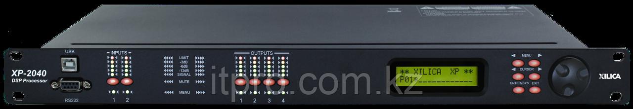 DSP-аудиопроцессор  Xilica XP-2040M