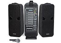 Мобильный акустический комплект Work Roader 408 (2x250Вт), фото 1