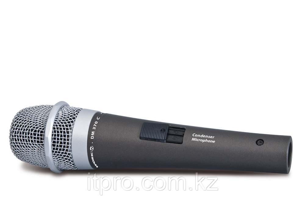 Вокальный микрофон WORK DM 370 C