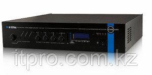 Трансляционный 4-х зонный микшер-усилитель CVGaudio M-123Tmz для систем Public Address