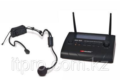 Беспроводной микрофон MARK MW 900/2, UHF 99 каналов