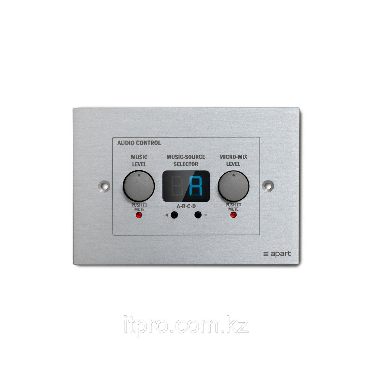 Настенная панель управления Apart ZONE4R (8537109900)