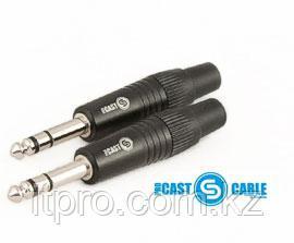 Разъём PROCAST Cable TRS-6.3/6/M/S
