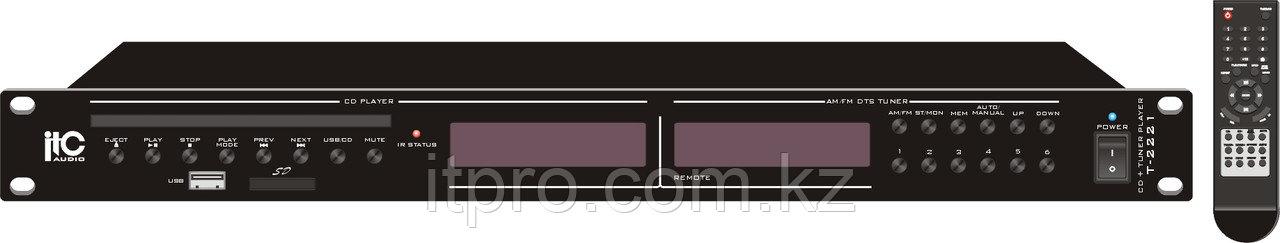 Мультимедийный проигрыватель ITC T-2221