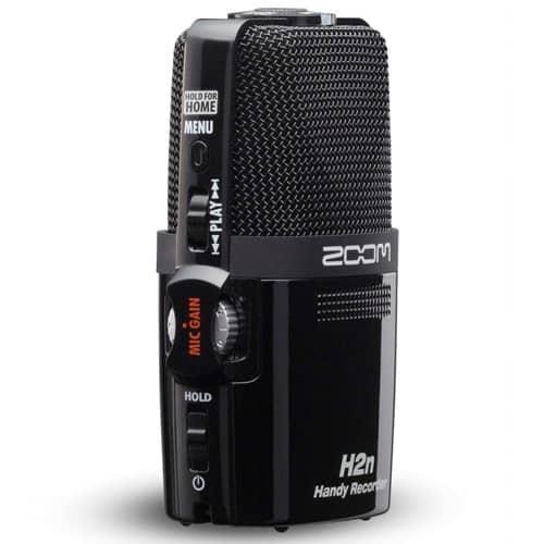 Диктофон цифровой аудиорекордер Zoom H2n - фото 1