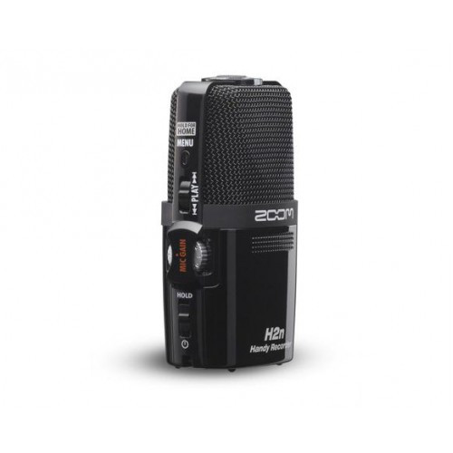 Диктофон цифровой аудиорекордер Zoom H2n - фото 7