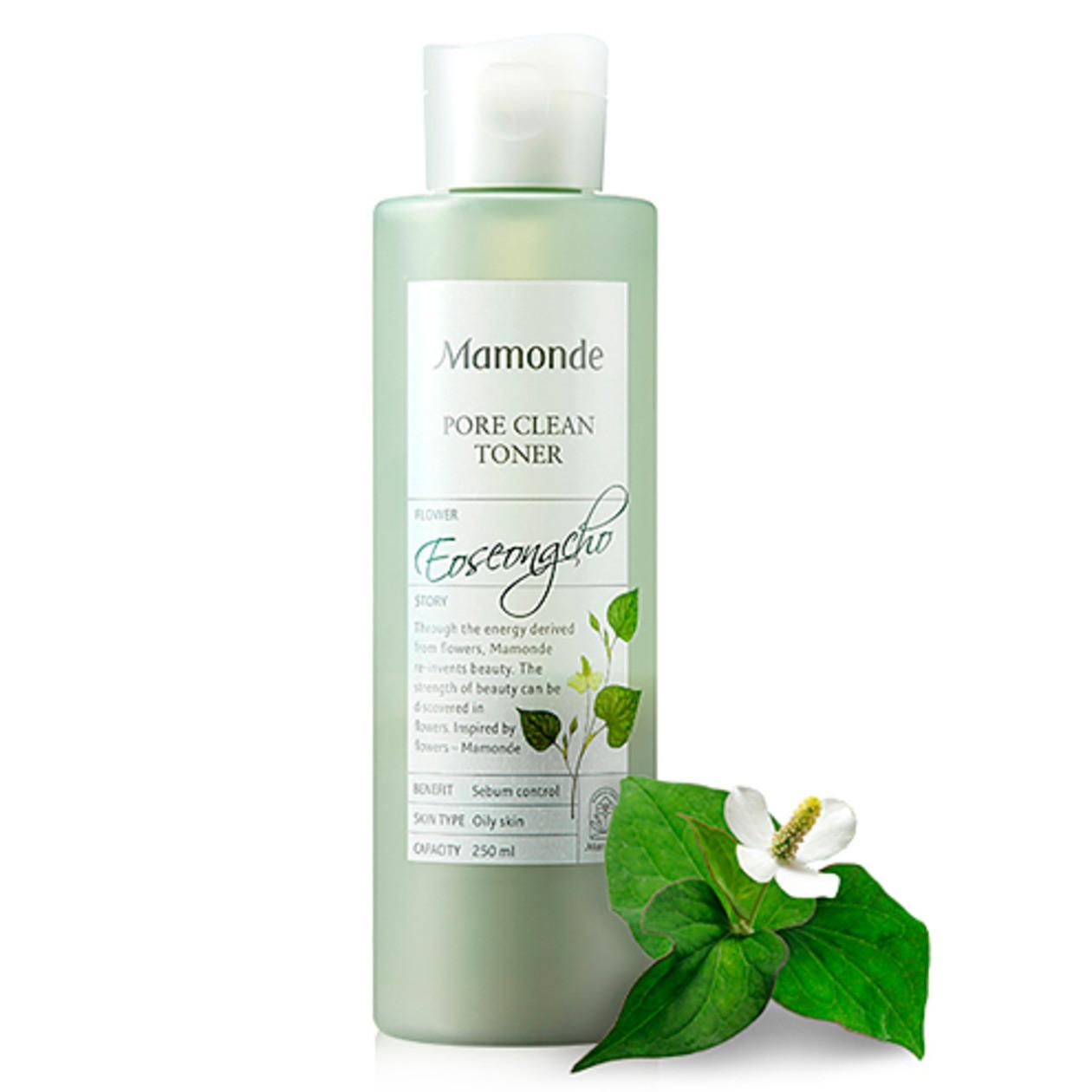Тонер для очищения пор лица, Mamonde Pore Clean Toner