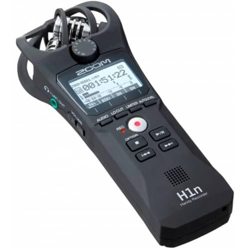 Аудиорекордер цифровой диктофон Zoom H1n - фото 2