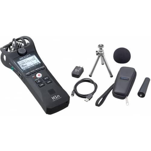 Аудиорекордер цифровой диктофон Zoom H1n - фото 5