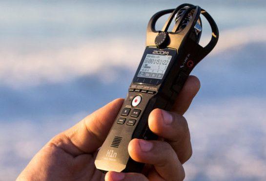 Аудиорекордер цифровой диктофон Zoom H1n - фото 7
