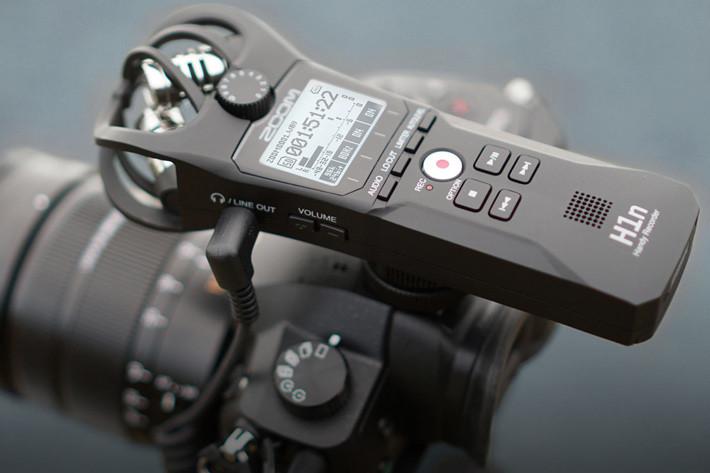 Аудиорекордер цифровой диктофон Zoom H1n - фото 8