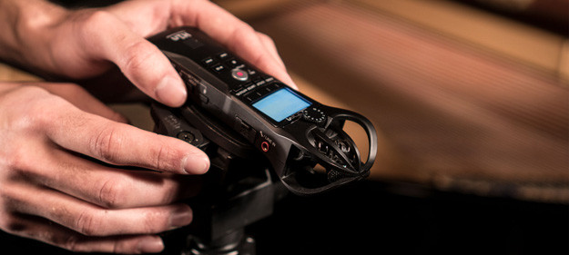 Аудиорекордер цифровой диктофон Zoom H1n - фото 9