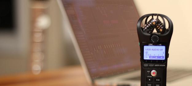 Аудиорекордер цифровой диктофон Zoom H1n - фото 10