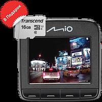 Видеорегистратор Mio MiVue 508 + microSD 16 Gb