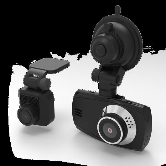 Видеорегистратор RITMIX AVR-955 + камера заднего вида