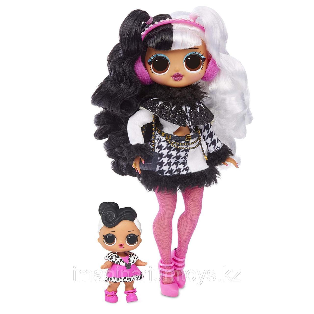 LOL OMG Winter Disco Dollie большая кукла ЛОЛ 30 см Долли
