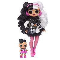 LOL OMG Winter Disco Dollie большая кукла ЛОЛ 30 см Долли, фото 1