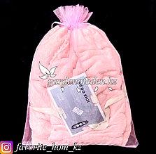 Подарочный комплект полотенец YODO XIUI (Япония). Материал: Микрофибра. Цвет: Розовый.