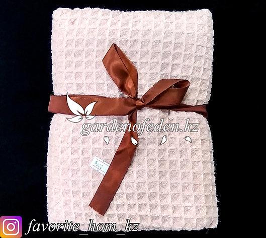 Подарочный комплект полотенец. Материал: Махровая ткань. Цвет: Розовый., фото 2