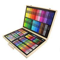 Набор для рисования содержит 251 предмет для художественного творчества., фото 1