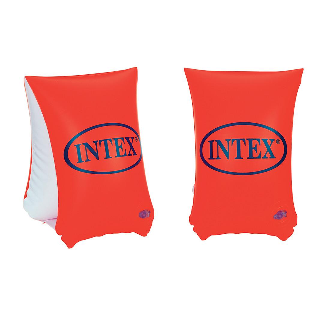 Нарукавники для плавания Deluxe Large 30 x 15 см  INTEX  58641NP  Винил  6+