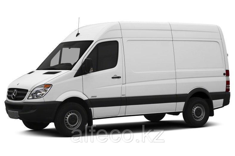 """Защита картера и MКПП Mercedes """"Sprinter"""" Classic T1N (2 части) 2,1L 109 hp С 2000-2006, 2013"""